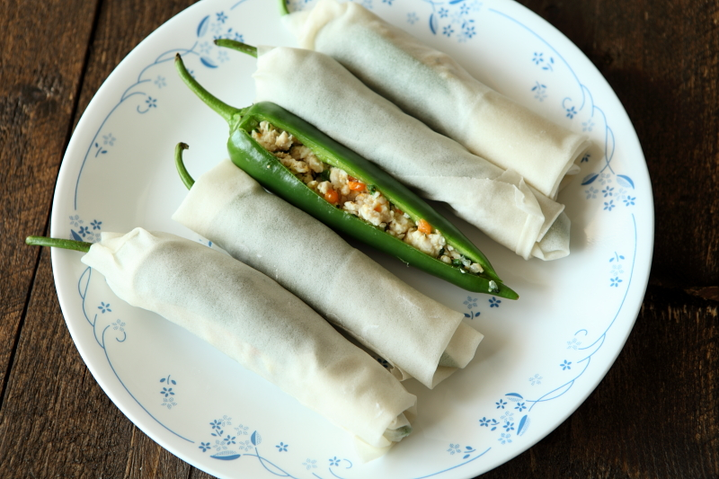 Spring roll wrap